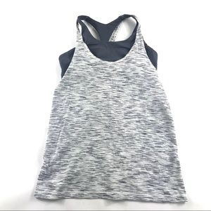 Lululemon Twist & Toil Tank Top 8 Tiger Space Dye